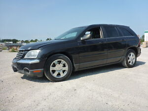 2006 Chrysler Pacifica Touring AWD Sport Utility Vehicle