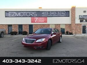 2011 Chrysler 200 Touring--V6 3.6L--283HP!!! WE FINANCE!