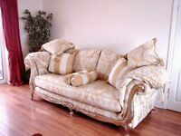 HARRODS GASCOIGNE FRENCH STYLE SOFA /DAYBED