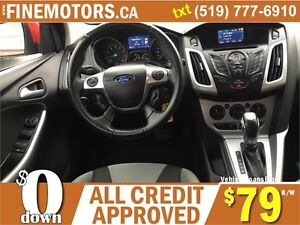2012 FORD FOCUS SE HATCHBACK * EASY ON GAS * FINANCING AVAILABLE London Ontario image 7