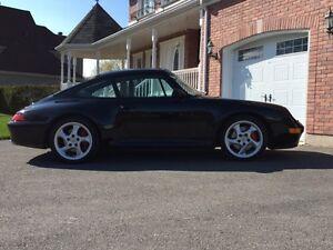 Porsche 993 Carerra 4s 1996
