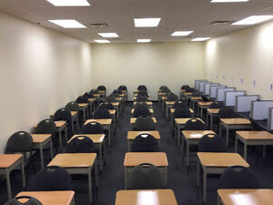 Facility Rental - Classrooms / Training Rooms / Computer Labs