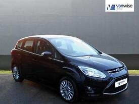 2015 Ford C-Max TITANIUM TDCI Diesel black Manual