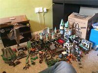 HARRY POTTER LEGO Sets Bundle - 24 LEGO Sets - RARE ORIGINAL SETS INCLUDED