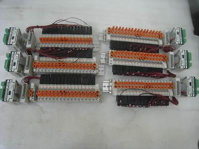 Ipec Speedfam 0230-737543 Smc Ex121-sdn1 Device Net Send Unit Manifold