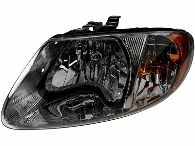 For 2001-2007 Dodge Grand Caravan Headlight Assembly Left 13496GW 2002 2003 2004