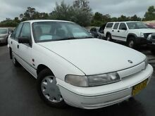 1993 Holden Commodore VPII Executive White 4 Speed Automatic Sedan Edgeworth Lake Macquarie Area Preview
