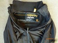SUPERDRY Mens Windcheater jacket