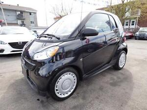 2014 SMART FORTWO PURE (57,000 KM, NAVI, BLUETOOTH, GARANTIE!!!)