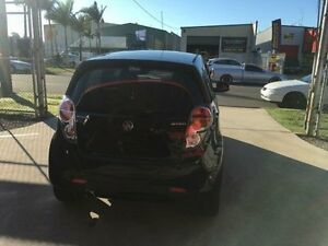 2011 Holden Barina Spark MJ CD Black 5 Speed Manual Hatchback Clontarf Redcliffe Area Preview