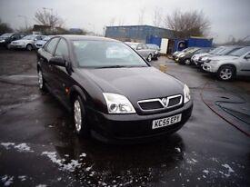 2005(55) Vauxhall Vectra 1.8 LIFE 96,000 Miles MOT'd OCTOBER 17 £595