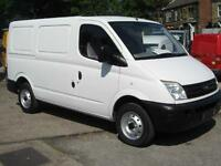2007 LDV MAXUS SWB 2.5 CDI Diesel Van
