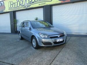 2005 Holden Astra AH CD Blue 4 Speed Auto Active Select Wagon O'Connor Fremantle Area Preview