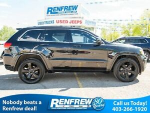 2015 Jeep Grand Cherokee 4WD Laredo, Sunroof, Nav, Heated Leathe