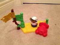 Fisher Price Little People Characters & Vehicles