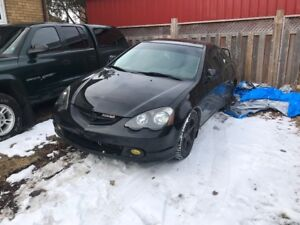2002 Acura RSX TYPE S PART OUT & MORE