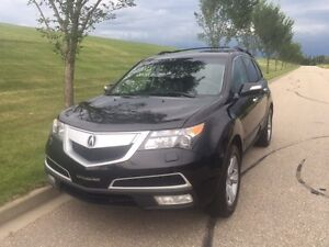 2012 Acura MDX Technology Package SUV, Crossover