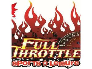 *Winter special $80/hr shop rate* FULL THROTTLE SERVICE/REPAIR