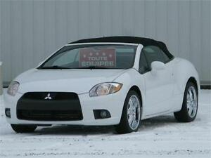 2012 Mitsubishi ECLIPSE SPYDER GS CONVERTIBLE***49 000 KM***FULL