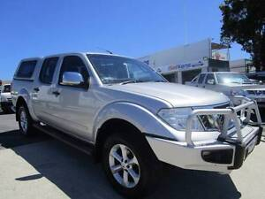 2010 NISSAN NAVARA STX D40 4X4 DUAL  UTE - OWN THIS FROM $73p/w Currumbin Waters Gold Coast South Preview