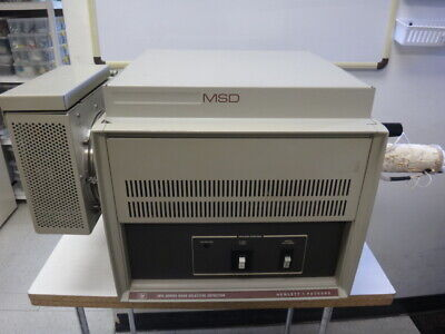 Hp 5970b Msd System Level Tested