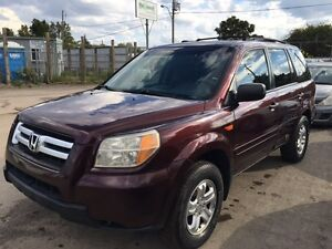 2007 Honda Pilot just arrived for sale at Pic N Save!
