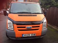 Ex RAC VAN BOARDED OUT WORKS WELL DINGS HERE AND THERE