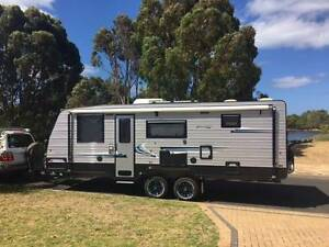 2015 Paramount Adventurer Family Caravan Dunsborough Busselton Area Preview
