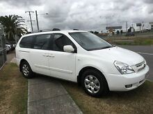 2009 Kia Carnival VQ MY09 EX Luxury White 4 Speed Sports Automatic Wagon Rocklea Brisbane South West Preview