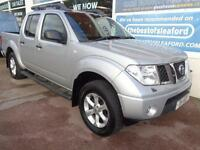 Nissan Navara 2.5 DCI Outlaw 4x4 Last owner since 2008 P/X Swap