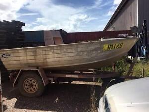Qunitrex 4.3 Metre tinny and trailer Berrimah Darwin City Preview