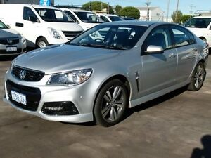 2015 Holden Commodore VF SV6 Silver 6 Speed Automatic Sedan Welshpool Canning Area Preview