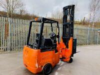 Bendi BE420 7.2M Triple, 2012, 4000 Hours - Articulated, Flexi, Bendi, Forklift + VAT