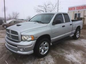 2005 DODGE RAM 1500 SLT - DAYTONA EDITION - 4X4 - LOW KM - CLEAN