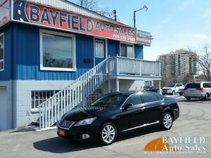 2012 Lexus ES 350 **Navi/Reverse Camera/Heated & Cooled Seats**