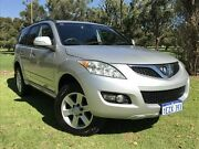 2012 Great Wall X240 CC6461KY MY12 Silver 5 Speed Manual Wagon Embleton Bayswater Area Preview