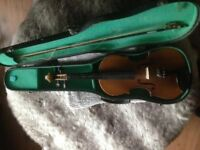 Lark Violin bought purely for decoration (needs lots of tlc)