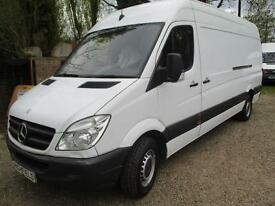 2011 Mercedes-Benz Sprinter 2.1TD 313CDI LWB NO VAT 80,000 MILES GUARANTEED