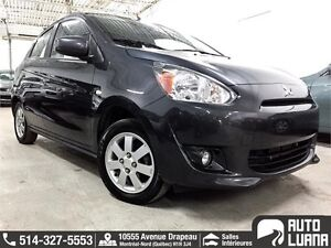 2014 Mitsubishi Mirage SE/ MAGS/SIEGE CHAUF/BLUETOOTH/COMME NEUF