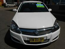 2009 Holden Astra AH MY09 CD White 4 Speed Automatic Wagon Clyde Parramatta Area Preview