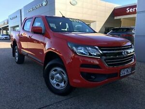 2016 Holden Colorado RG MY17 LS Pickup Crew Cab Absolute Red 6 Speed Sports Automatic Utility Garbutt Townsville City Preview