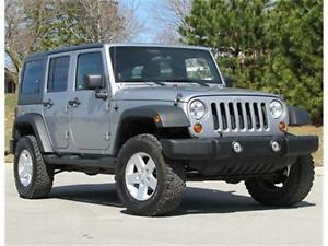 2013 Jeep WRANGLER UNLIMITED Sport Dual Tops|4x4|AC|Cruise