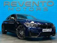 2017 BMW M4 3.0 BiTurbo Competition (s/s) 2dr Coupe Petrol Manual