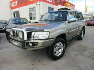 2009 Nissan Patrol GU 6 MY08 ST Gold 5 Speed Manual Wagon North Parramatta Parramatta Area Preview