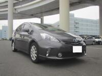 Toyota Prius Plus/Prius Alpha/Prius+ Hybrid 1.8 2013(62) 7 SEATS, 2 KEYS (BIMTA)
