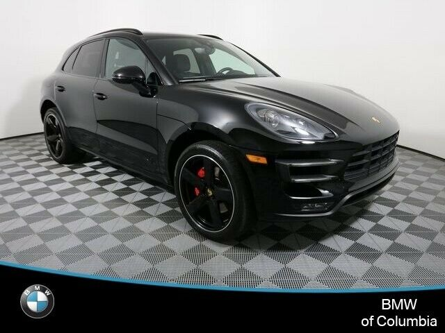 Image 1 Voiture American used Porsche Macan 2018