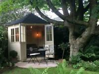 New high quality 10 foot diameter summer house garden room