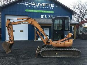 Case CX-47 Mini Excavator
