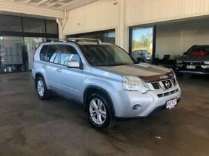 2011 Nissan X-Trail T31 Series IV ST Silver 1 Speed Constant Variable Wagon Menzies Mt Isa City Preview