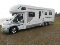 AutoTrail Comanche Rare 6 berth with 4 forward seats
